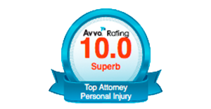 AVVO Superb Award
