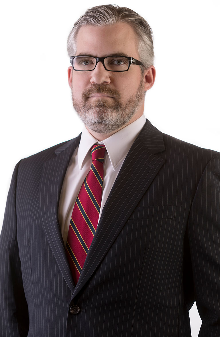 Nathan Bess, Pensacola Attorney