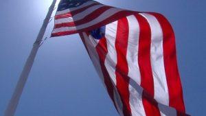 American Flag - Boy Scouts