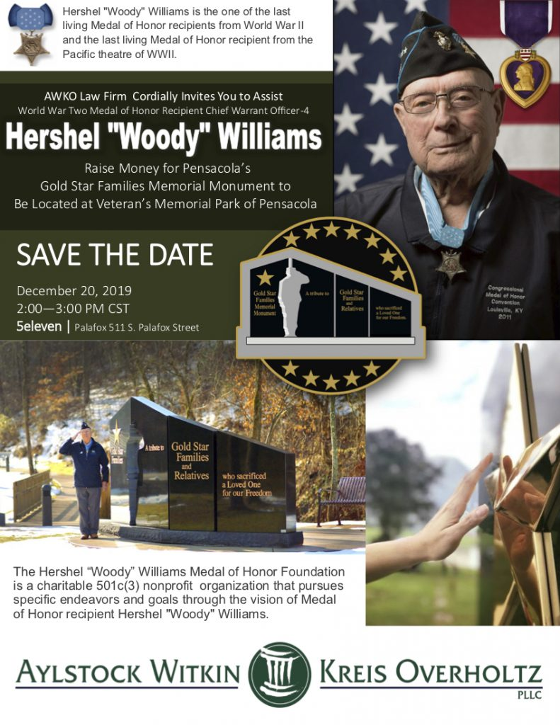 Woody Williams